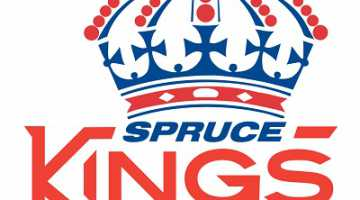 Spruce Kings logo.