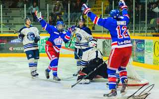 Spruce Kings action Langley