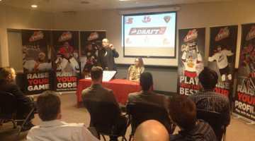 WHL draft lottery