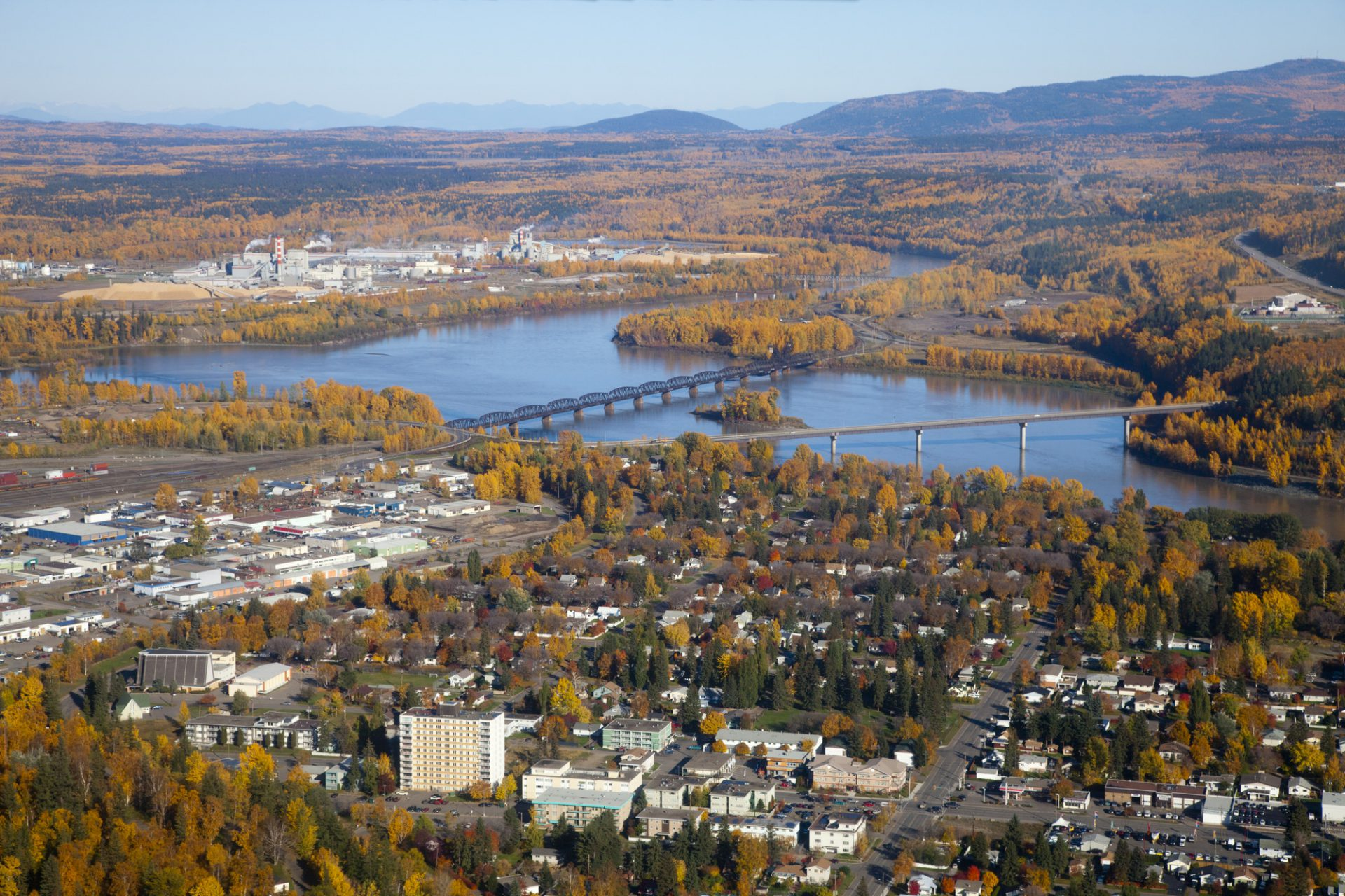 Prince George Canada >> Prince George Ranked 163rd Best Place To Live In Canada My Prince