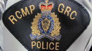 Police- Courtesy RCMP's Paul Dawson- RCMP uniform logo-Jan. 3, 2012-2