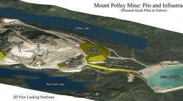 Mt Polley Mine 2014