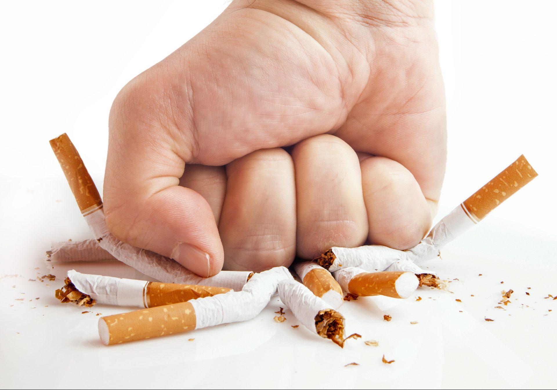 Smoking survey