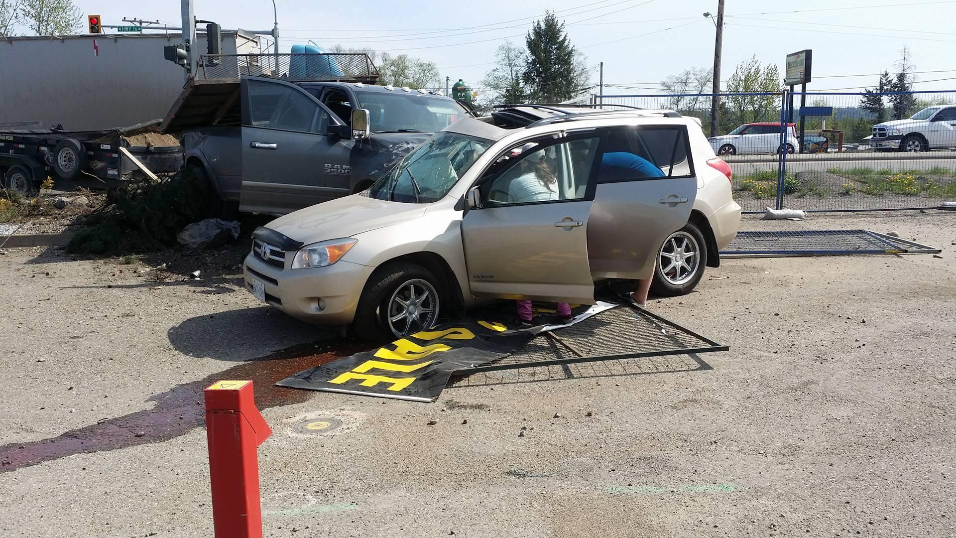 UPDATE: Teenager killed in Highway 16 crash at Vance Road - My