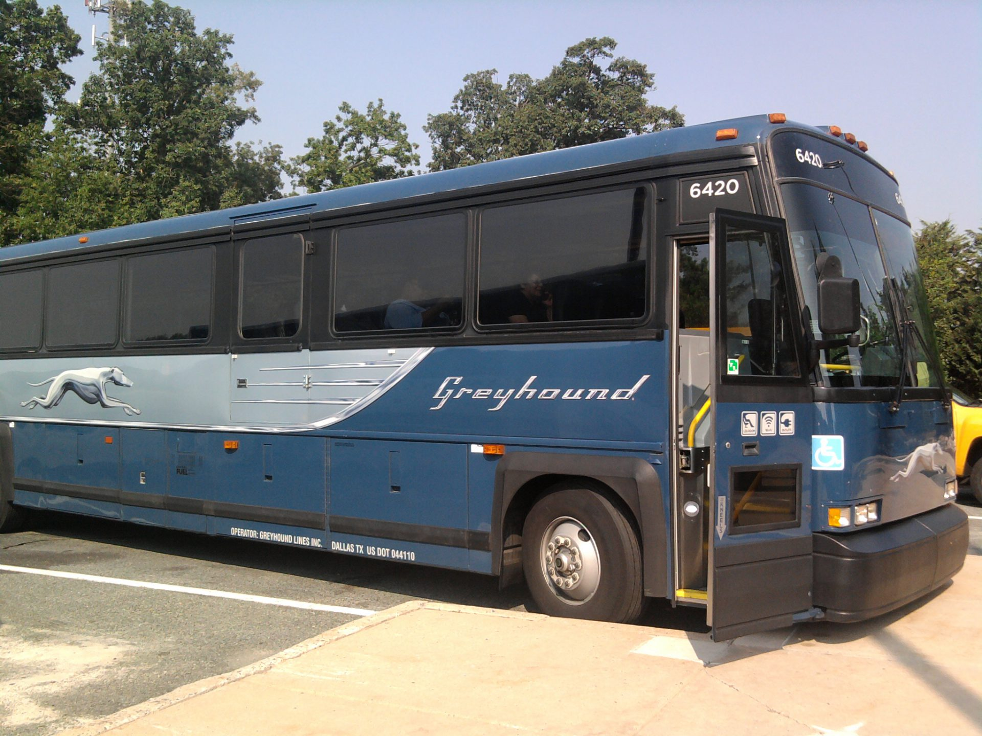 Greyhound Lines, Inc., usually shortened to Greyhound, is an intercity bus common carrier serving over 3, destinations across North America. The company's first route began in Hibbing, Minnesota in , and the company adopted the Greyhound name in Since October , Greyhound has been a subsidiary of British transportation company FirstGroup, but continues to be based in Dallas.