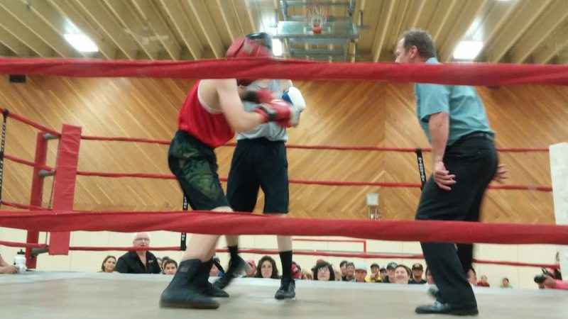 Kelowna amateur boxing thanks Today