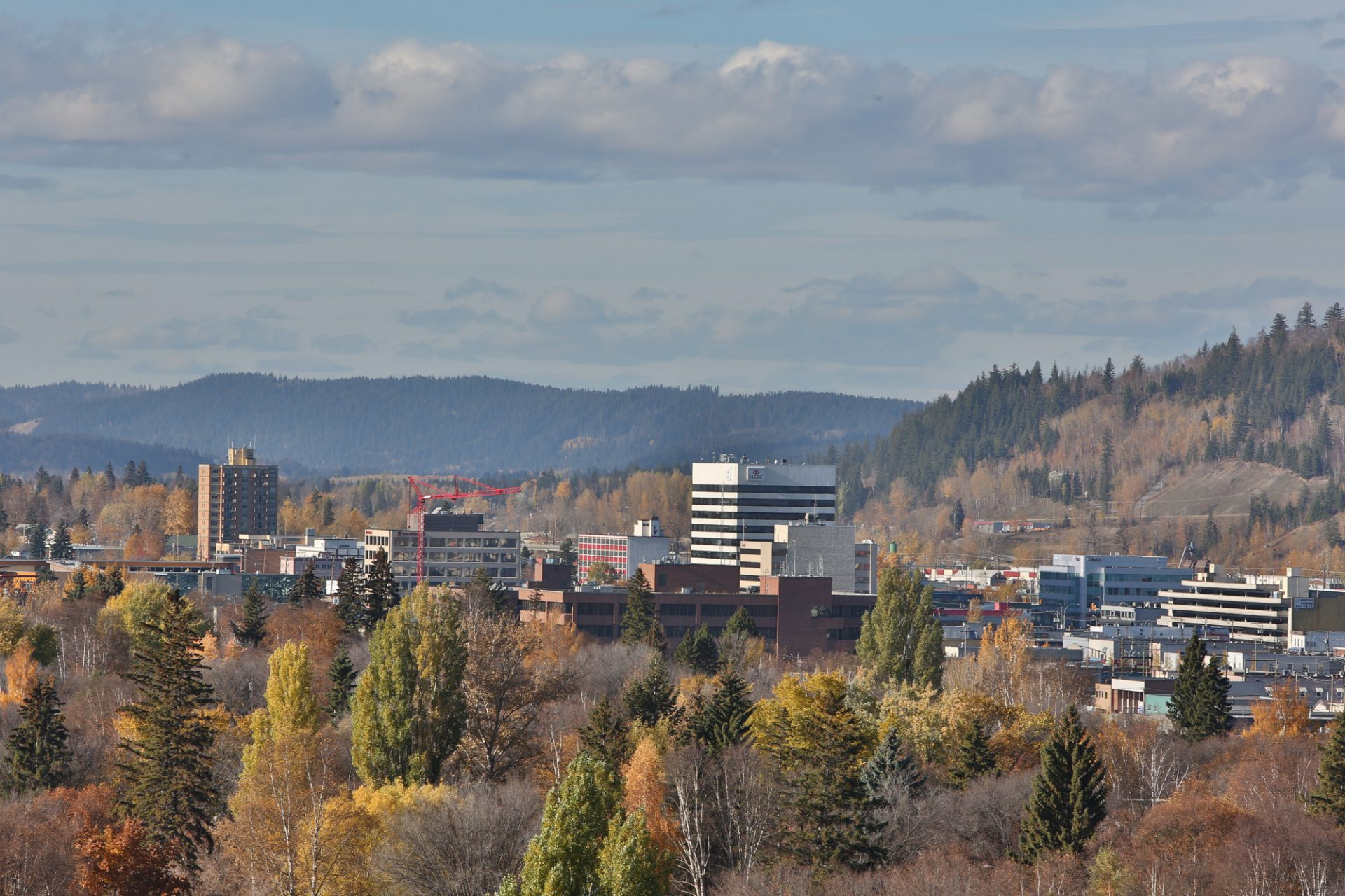 Prince George Canada >> Prince George Economic Growth To Surpass National Average My