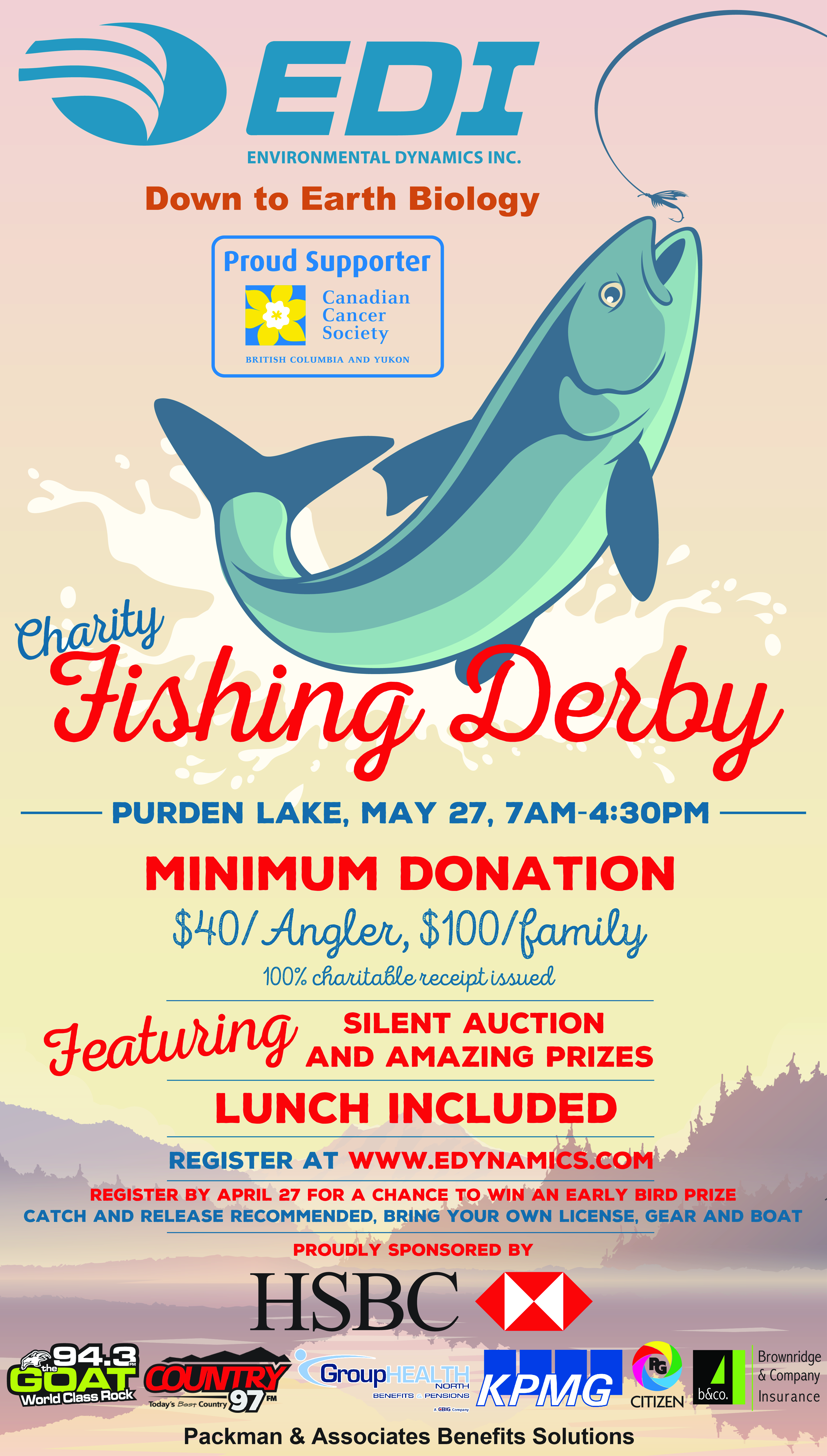 Prince George Events - EDI Charity Fishing Derby - My Prince ...