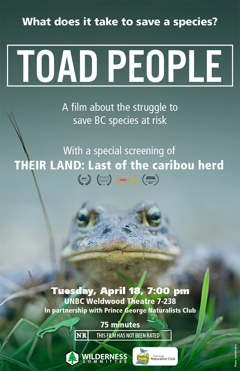 Prince george events toad people my prince george now for International fly fishing film festival