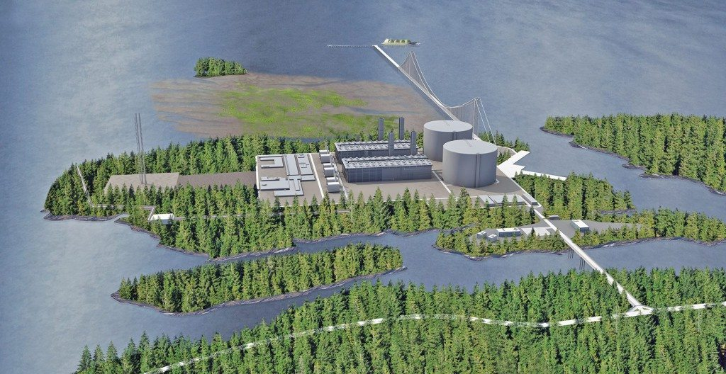 Petronas scraps $36B LNG megaproject in BC