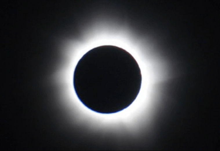 What Are You Doing During The Solar Eclipse?