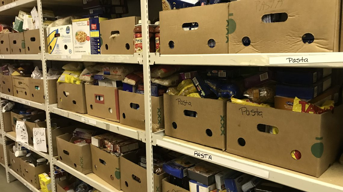 Prince George Salvation Army Food Bank