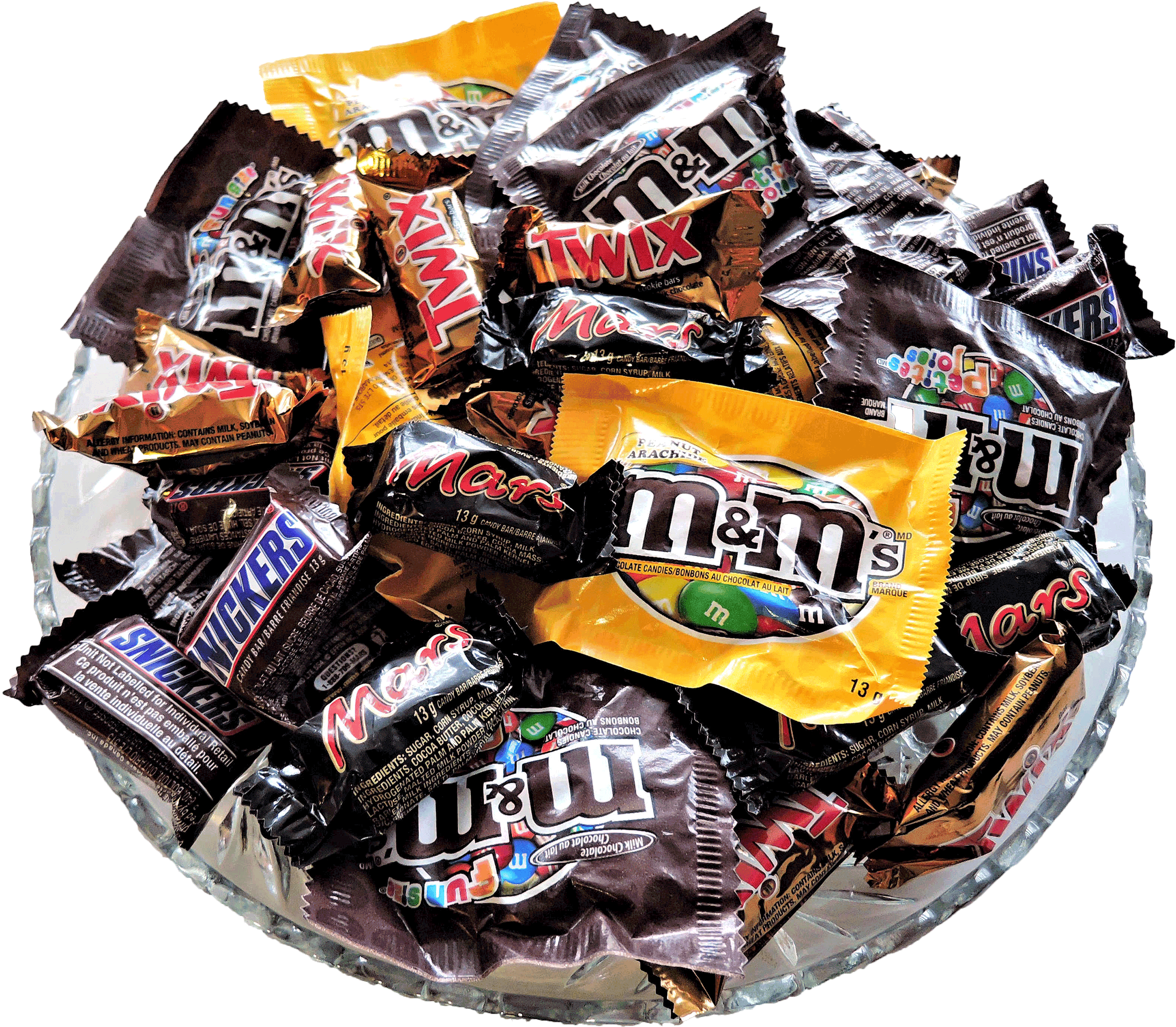 Halloween Candy Thieves
