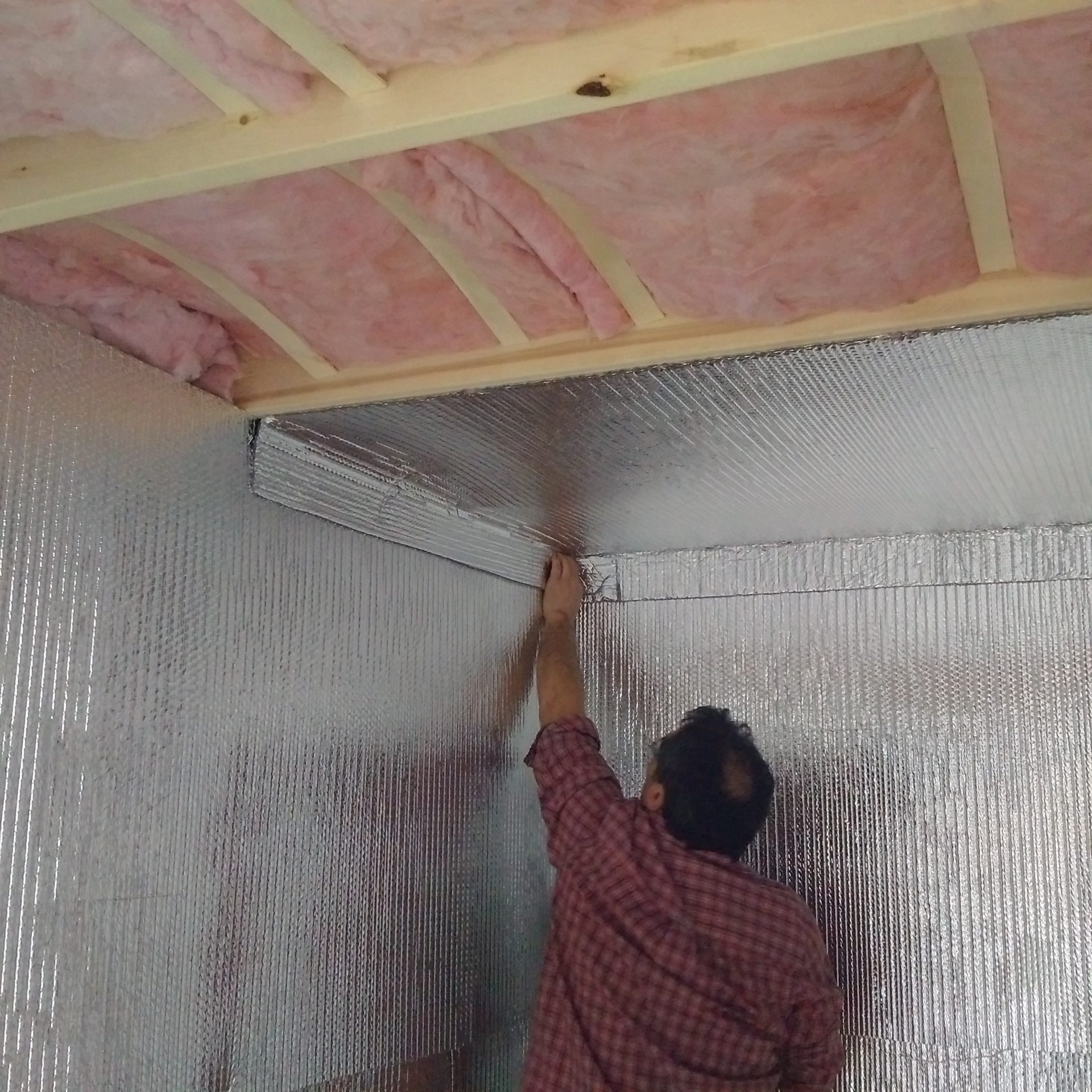Reflective foil in walls could provide better heat for Which insulation is better