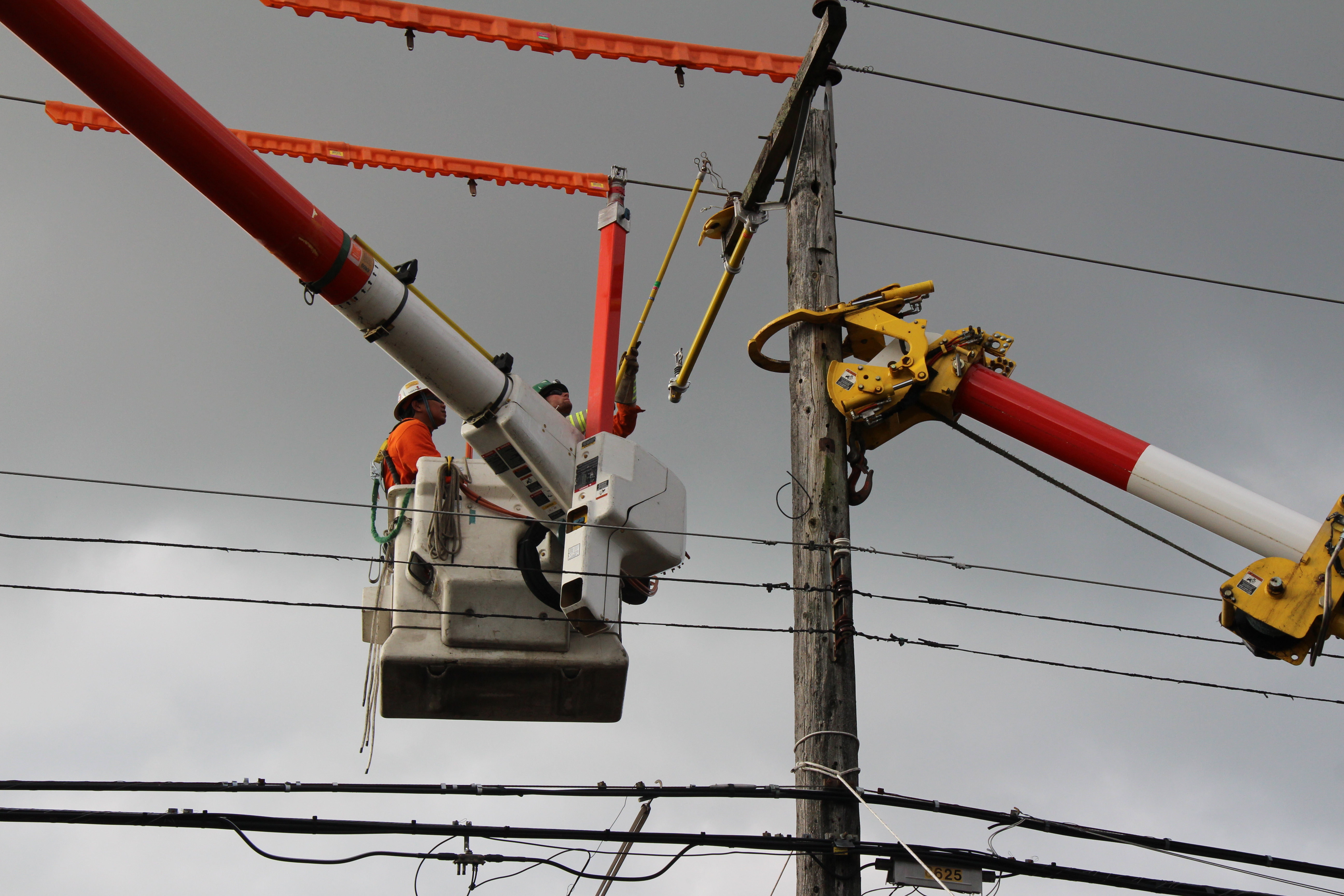 UPDATE: Power restored to nearly 4,000 BC Hydro customers in PG - My
