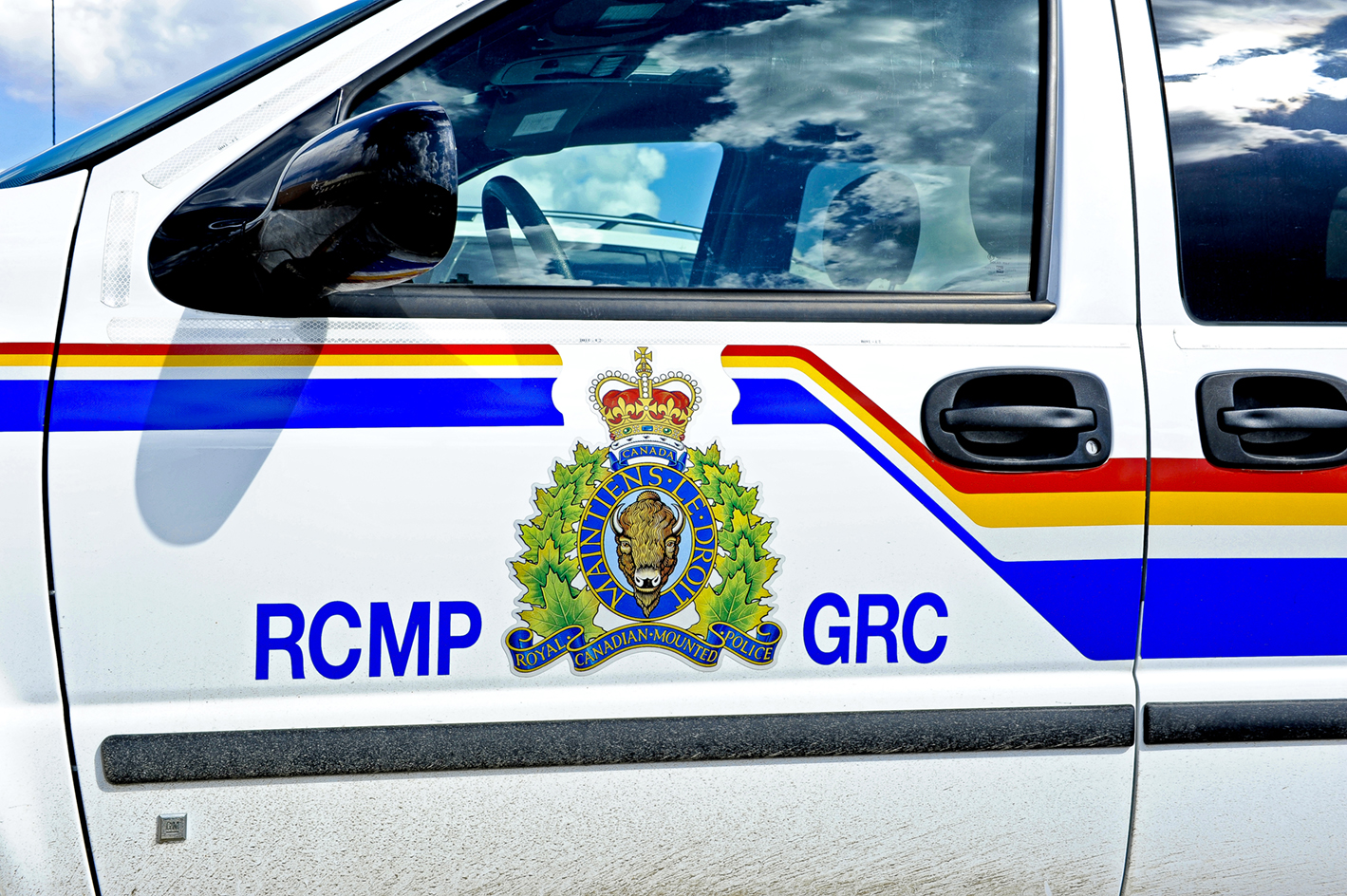 Tractor-trailer crash kills two 12 km south of McLeod Lake - My
