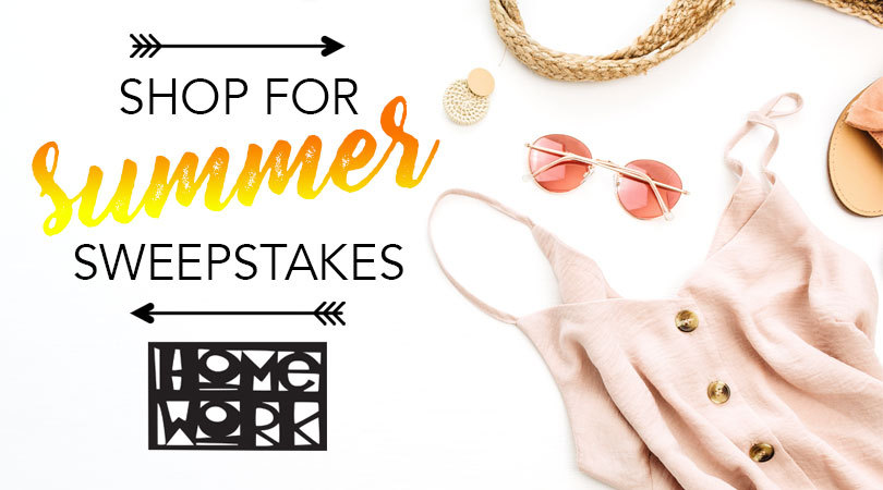 Shop for Summer Sweepstakes - My Prince George Now