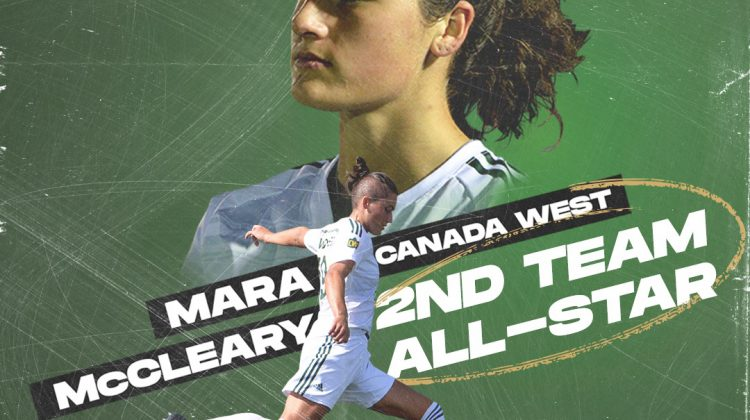 Timberwolves Collect Four Canada West Soccer Awards My Prince