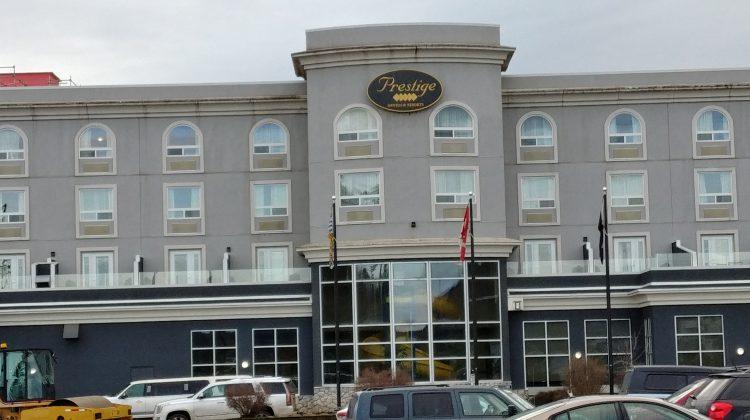 Treasure Cove Hotel In Prince George