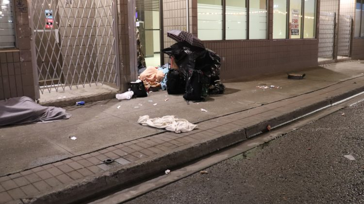 Is the homeless population in PG increasing due to COVID 19?