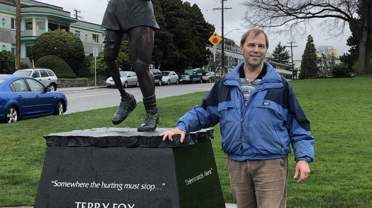 Petition created to rename Community Foundation park after local Terry Fox fundraiser