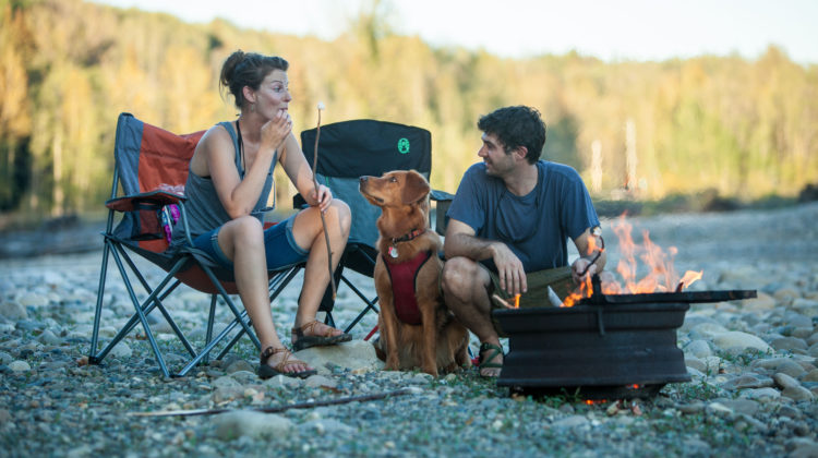 Tourism PG Support Local Camping
