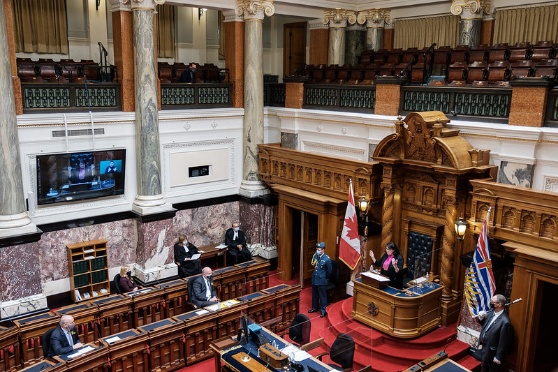 Applications for the BC Recovery Benefit will open next week