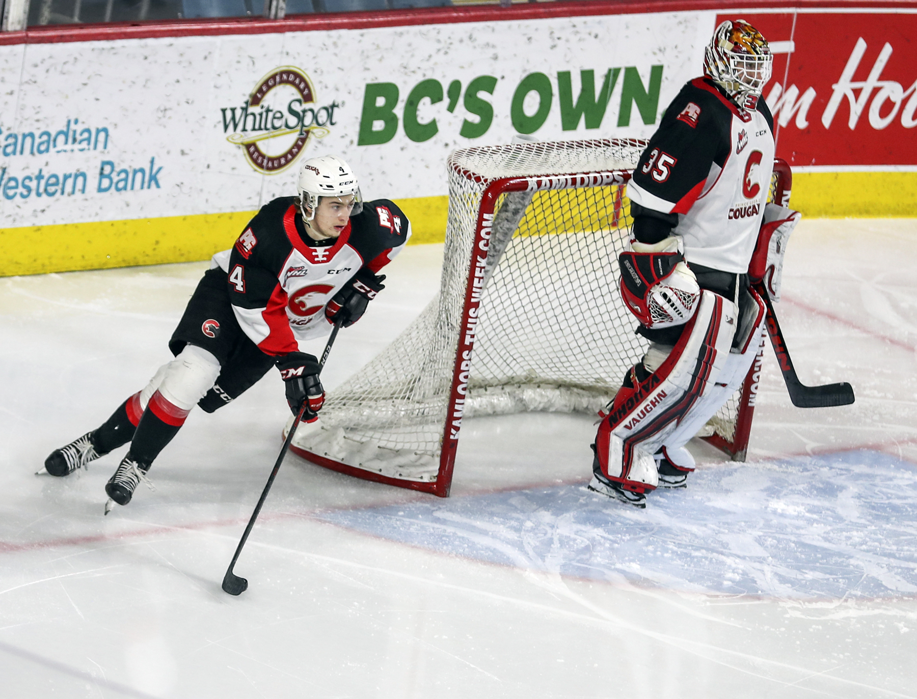 Cougars Samson ready to prove he's more than a late-round Flyer